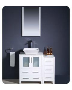 VANITY BATHROOM 900MM UNIT WITH MIRROR NEW