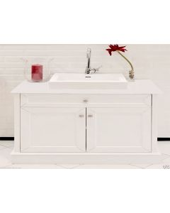 VANITY BATHROOM 1200mm UNIT WITH STONE BENCH TOP