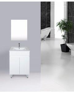 VANITY BATHROOM 600MM UNIT WITH FREE MIRROR